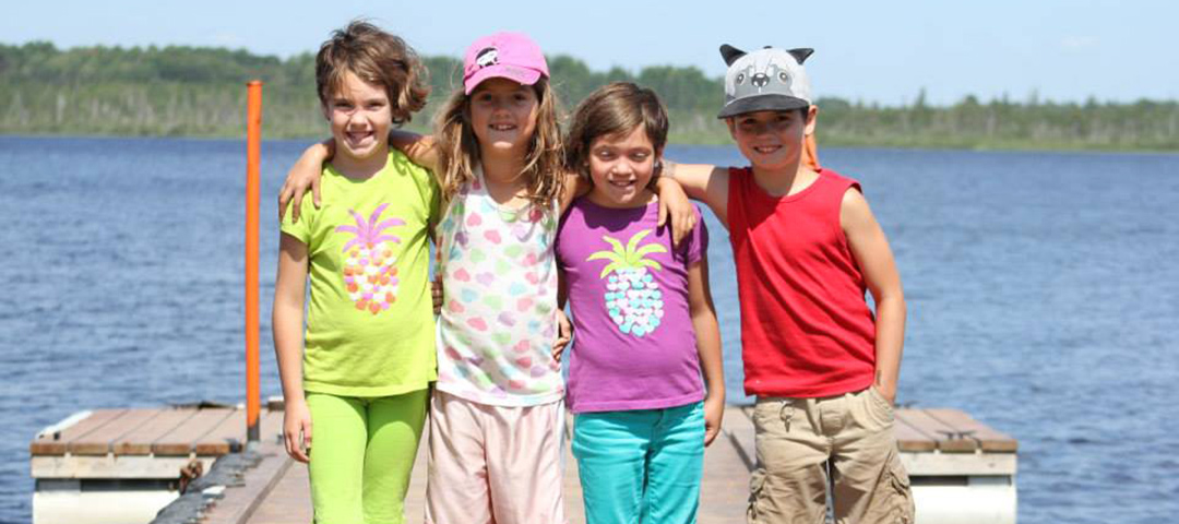 It is said that the best of friends are made at campgrounds.
