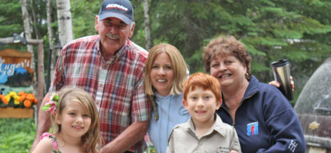 Nothing brings the family together like a summer at camp.